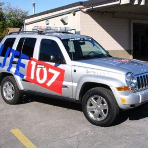 Vehicle Custom Graphics