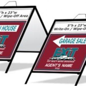 Custom Side Walk Signs